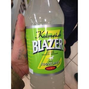 Состав напитка блайзер