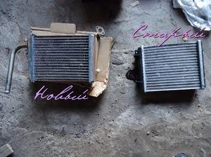Замена радиатора печки - возможные причины