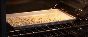 Тыквенные семечки в духовке
