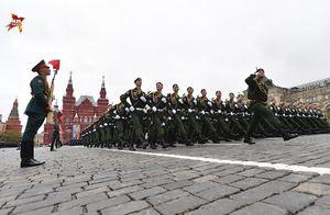 Красная площадь в столице России