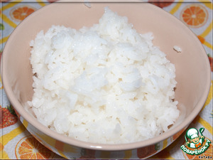 Готовка риса