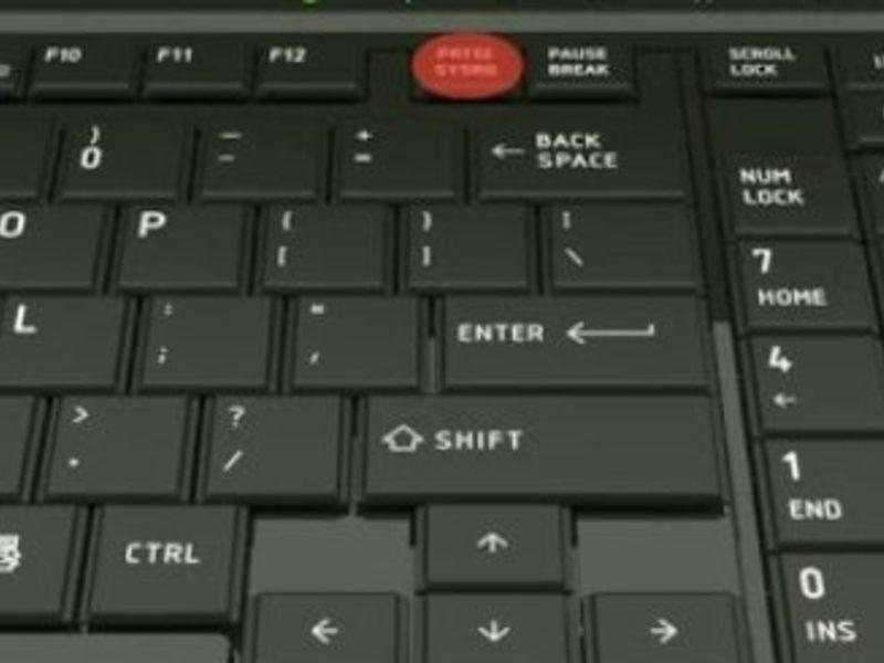 Как делать фото кнопками