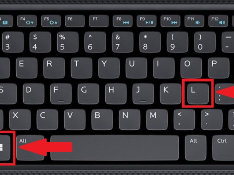 Снимок экрана ноутбука