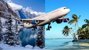Куда полететь зимой на отдых
