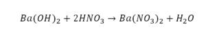 Коэффициенты в задачах по химии