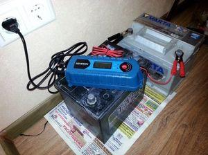 Как быстро зарядить аккумулятор