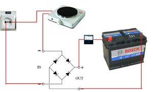 Типы зарядочных устройств