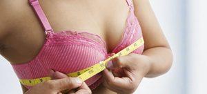 Правила самостоятельного замера объема груди