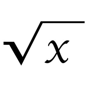 Что такое корень числа