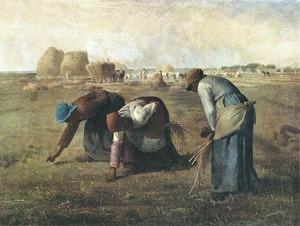 Плебеи на земельных участках Рима