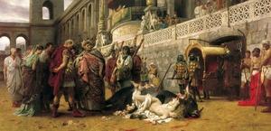 Народные волнения плебеев в Риме