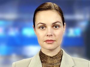 Телеведущая Екатерина Андреева