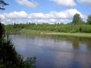 Крупные и мелкие притоки Волги