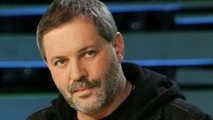 Телеведущий  Михаил Леонтьев