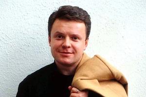 Телеведущий Сергей Супонев