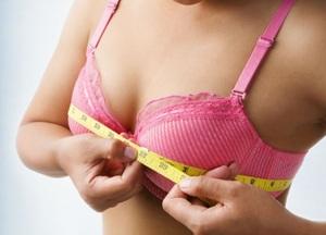 Как измерить грудь