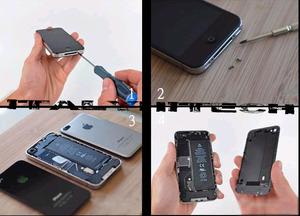 Как вскрыть гаджет айфон 5с
