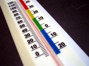 Температура в градусах Цельсия