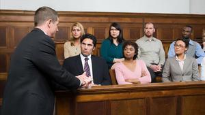 Какими полномочиями обладают присяжные заседатели