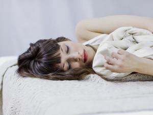 Правильная сторона головы для сна