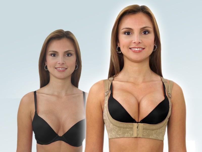 Особенности второго размера груди