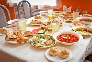 Какие блюда готовить для поминок