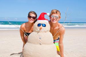 Как провести каникулы в теплых странах