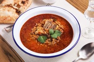 Суп харчо из риса