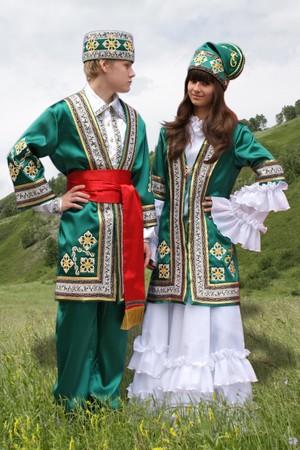 Когда надевают татарский костюм