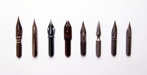 Разновидности каллиграфии