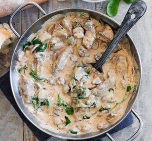 Рецепт приготовления мяса со сметаной