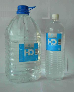 Где применяется дистиллированная вода