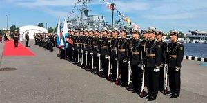Воинские звания ВМФ России по возрастанию: список