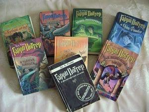 Сколько частей книг Гарри Поттера