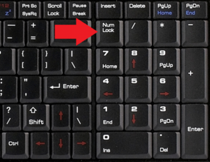 Легкий способ набора римских цифр на клавиатуре