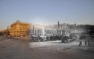 Сталинград 1943 - Волгоград 2013