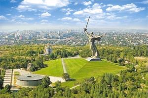 Возрождение Сталинграда из руин стало продолжением ратного подвига