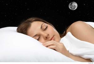 Сон в ночное время