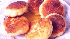 Сырники из творога вкусные: рецепт
