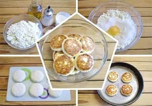 Сырники из творога: рецепт как в садике