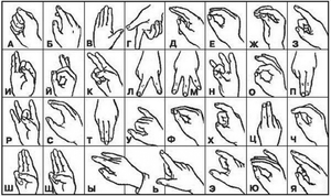 Как учить язык жестов