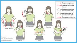 Как выучить язык глухонемых