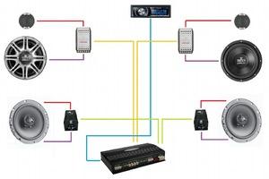 Система акустики