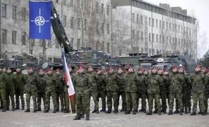 Североатлантический альянс НАТО в Европе