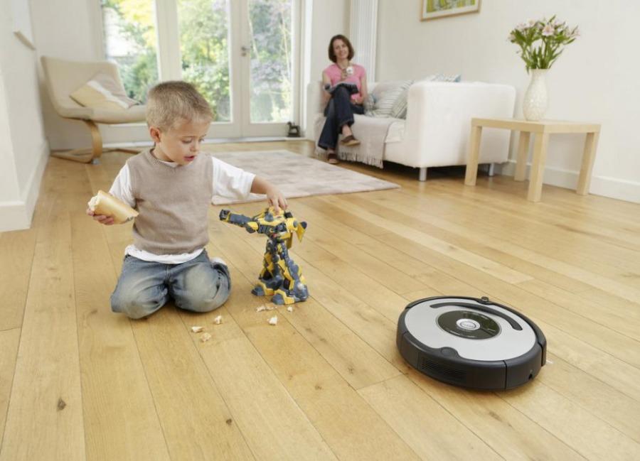 Робот-пылесос – чудо помощник у вас дома