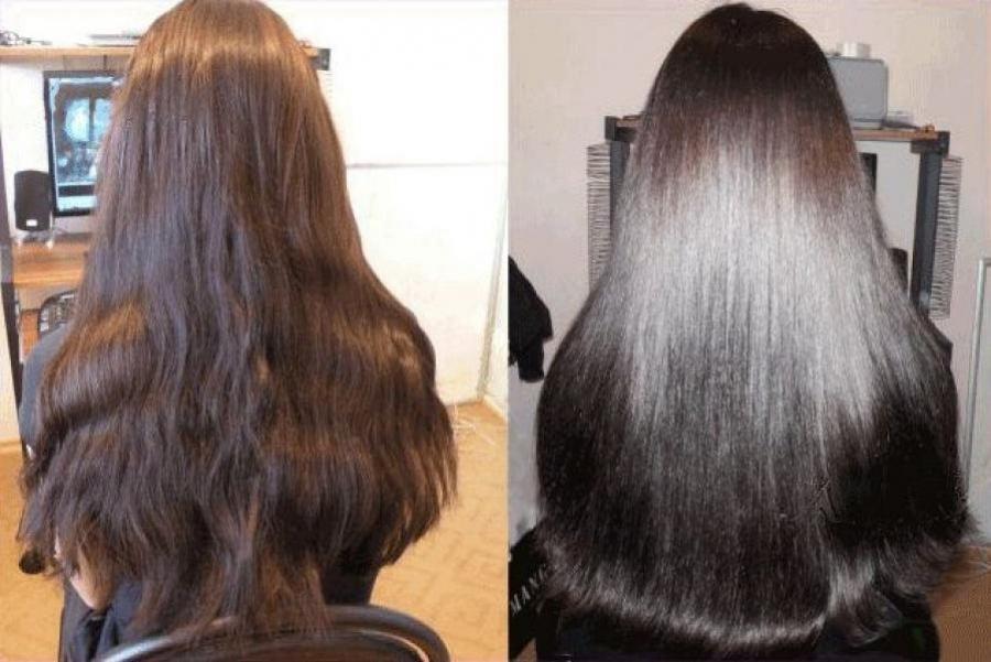Салонные процедуры для волос: что выбрать