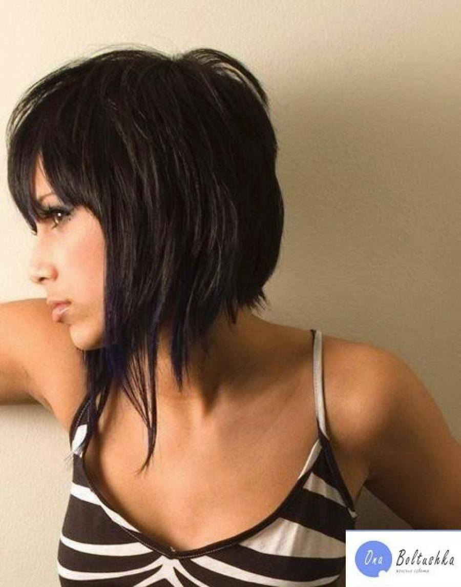 Модные стрижки на короткие волосы