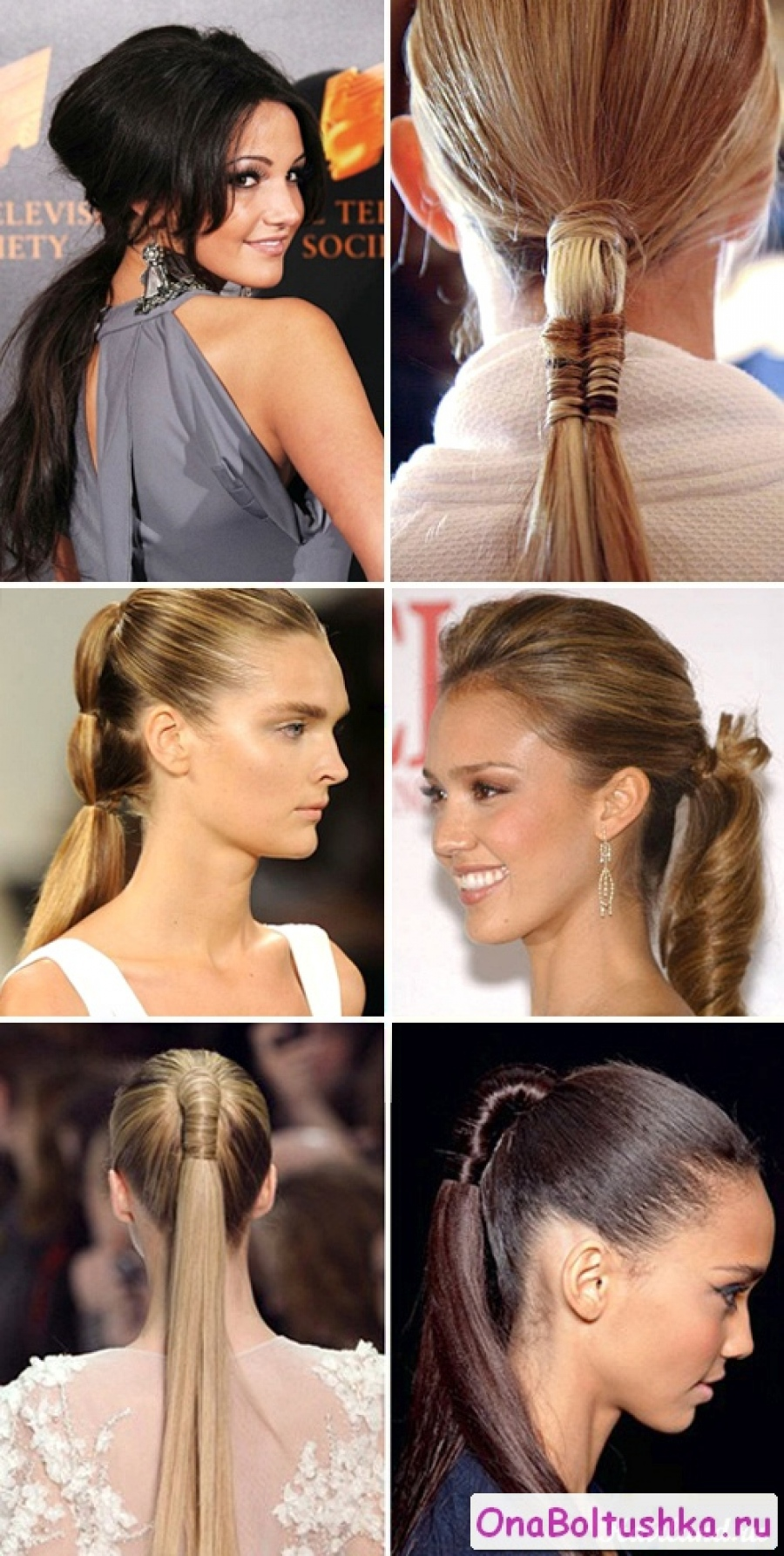 Красивые прически с косами