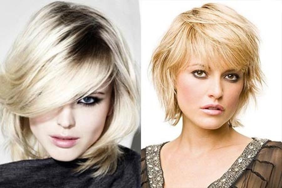 Стрижки и секреты укладки тонких волос