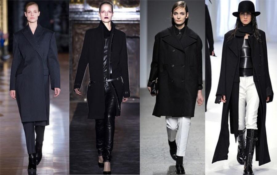 Какие пальто будут в моде этой зимой